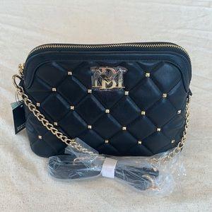 NEW Badgley Mischka Bag Purse Vegan Leather NWT